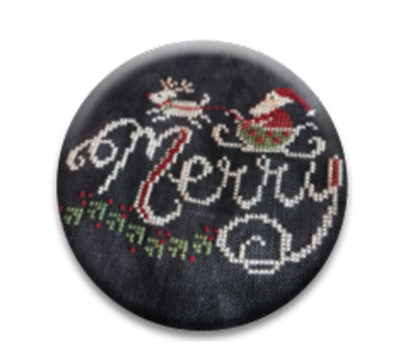 Hands On Design ~ Merry Needle Nanny