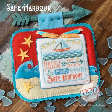 Hands On Design ~ Safe Harbour - PRE-ORDER for late June (read details!)!!!!