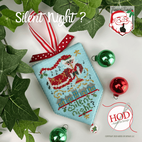 Hands On Design ~ Secret Santa - Silent Night?