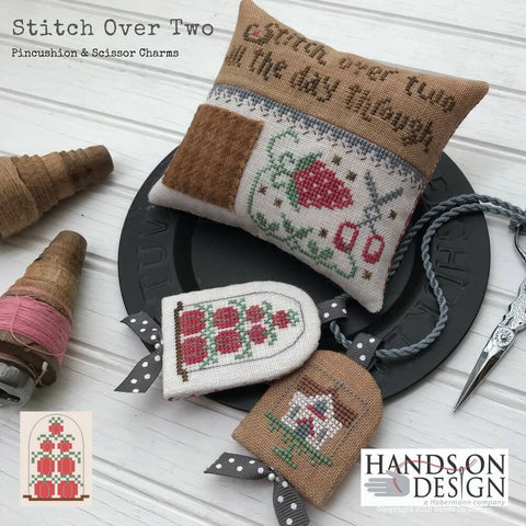 Hands On Design ~ Stitch Over Two