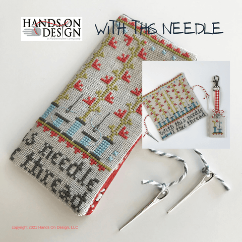 Hands On Design ~ With This Needle
