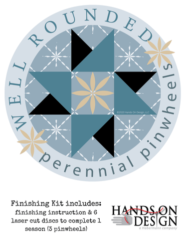 Hands On Design ~ Well Rounded Finishing Kit