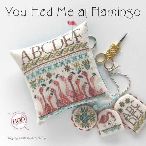 Hands On Design ~ You Had Me @ Flamingo
