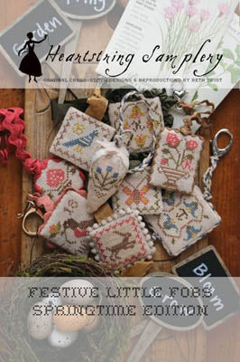 Heartstring Samplery ~ Festive Little Fobs 2 - Springtime Edition