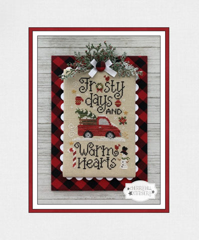 PDF ~ Cherry Hill Stitchery ~ Frosty Days PDF