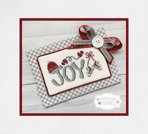 PDF ~ Cherry Hill Stitchery ~ Joy PDF