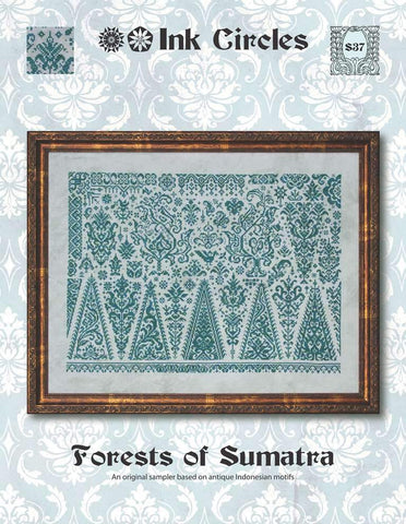 Ink Circles - Forests Of Sumatra