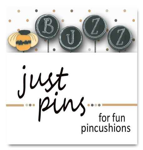JABC/Hands On Design ~ Just Pins - Buzz