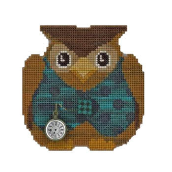 Art to Heart/JABC ~ Woodland Owl Ornament