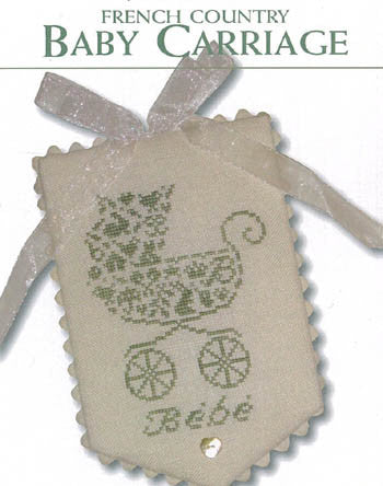 JBW Designs ~ Baby Carriage