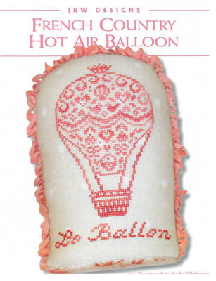 JBW Designs ~ French Country Hot Air Balloon