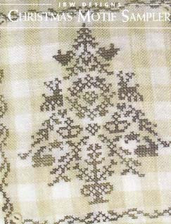 JBW Designs ~ Christmas Motif Sampler