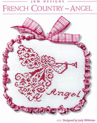 JBW Designs ~ French Country Angel