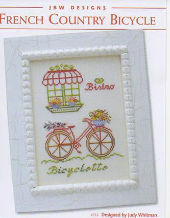 JBW Designs ~ French Country Bicycle