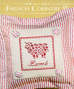 JBW Designs ~ French Country II ~ Lamb