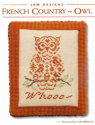 JBW Designs ~ French Country Owl