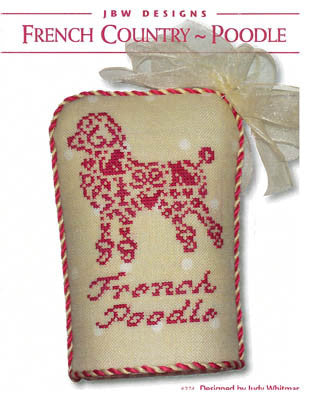 JBW Designs ~ French Country Poodle