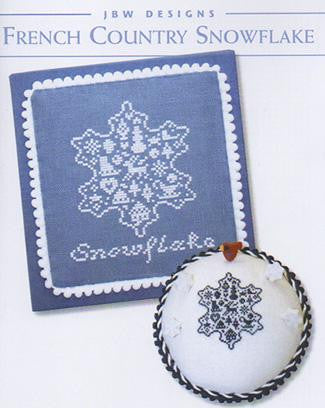 JBW Designs ~ French Country Snowflake