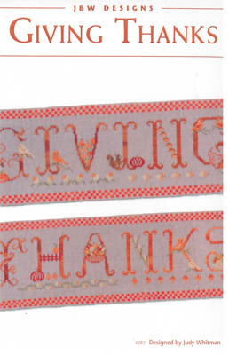 JBW Designs ~ Giving Thanks