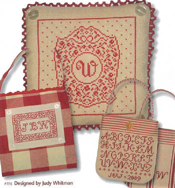 JBW Designs ~ French Country Monogram Collection