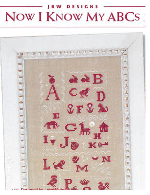 JBW Designs ~ Now I Know My ABC's