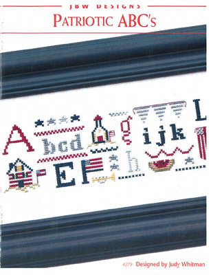 JBW Designs ~ Patriotic ABC's
