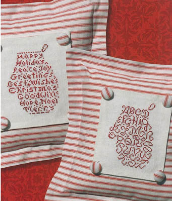 JBW Designs ~ Red Mitten Collection I