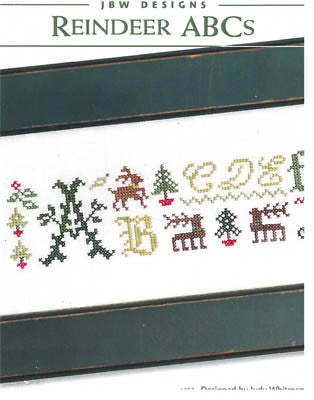 JBW Designs ~ Reindeer ABC's