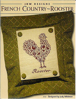 JBW Designs ~ French Country Rooster