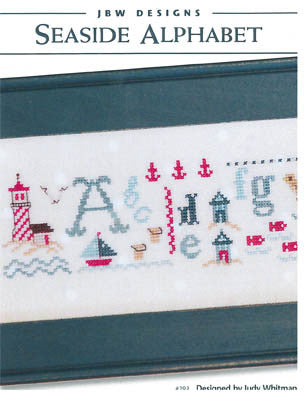 JBW Designs ~ Seaside Alphabet