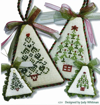 JBW Designs ~ Christmas Tree Collection I