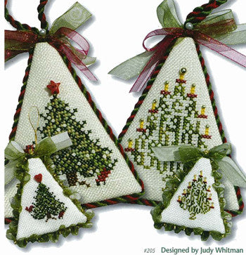 JBW Designs ~ Christmas Tree Collection II