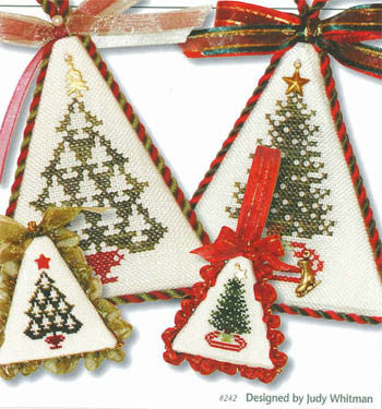 JBW Designs ~ Christmas Tree Collection VII