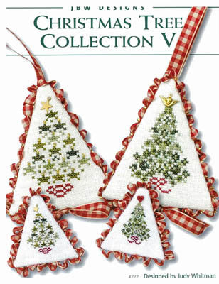 JBW Designs ~ Christmas Tree Collection V