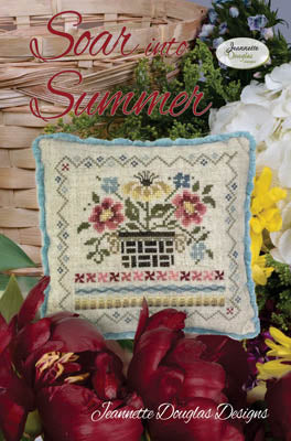 Jeanette Douglas Designs ~ Soar Into Summer