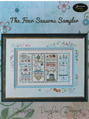 Jeanette Douglas Designs ~ The Four Seasons Sampler