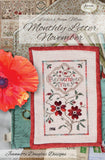 Jeanette Douglas Designs ~ Letters From Mom ~ November