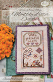 Jeanette Douglas Designs ~ Letters From Mom ~ October
