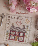 Jeanette Douglas Designs ~ Sew Together - #1 Samplers