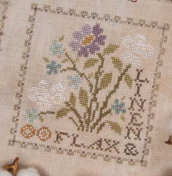 Jeanette Douglas Designs ~ Sew Together - #4 Flax & Linen