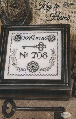 Jeanette Douglas Designs ~ Key To Home