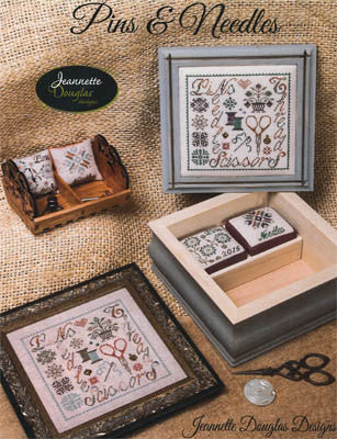 Jeanette Douglas Designs ~ Pins & Needles
