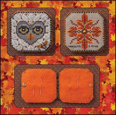 Just Nan ~ Bumble & Hoot Needle Book