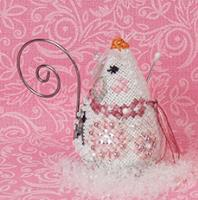 Just Nan ~ Crystal Snowlady Mouse ~ Limited Edition