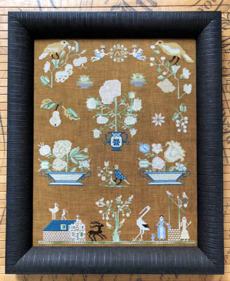 Kathy Barrick ~ A Dutch Sampler