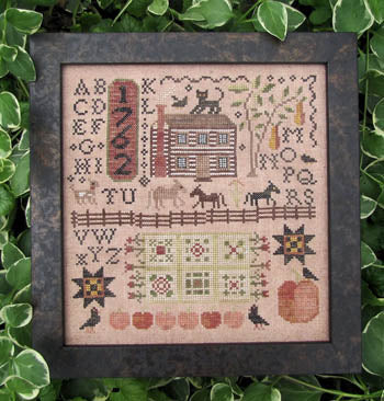 Kathy Barrick ~ Autumn Harvest Sampler