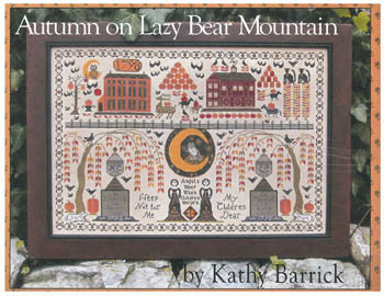 Kathy Barrick ~ Autumn on Lazy Bear Mountain