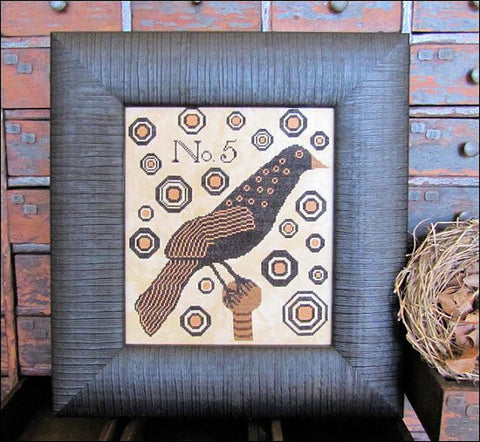 Kathy Barrick ~ Crow No 5