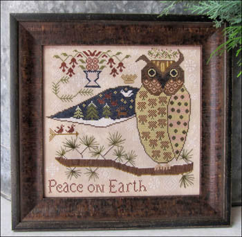 Kathy Barrick ~ Peace On Earth