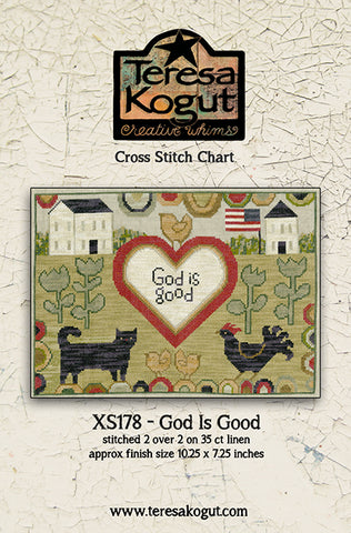 Teresa Kogut ~ God Is Good